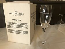 More details for moet and chandon champagne glasses (box of 5)