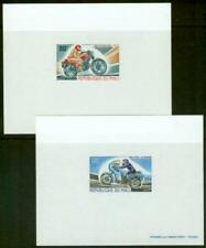 Mali 1971 Motorcycles deluxe sheets