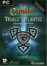 DARK AGE OF CAMELOT   :  TRIALS OF ATLANTIS       EXTENSION   --- NEUF  pour PC