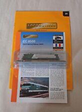 N Gauge Del Prado  Locomotives of the World - SNCF CC 6500