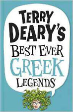 Terry Deary's Best Ever Greek Legends, New, Terry Deary Book