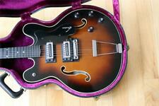 1970 OVATION TORONADO SEMI-HOLLOW BODY ELECTRIC GUITAR. Model #1231-1