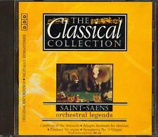 SAINT-SAENS CARNIVAL OF THE ANIMALS + SYMPHONY No 3 & FANTASY FOR ORGAN ETC