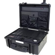 Explorer Cases 4820 Hard Case w/ Bag-F & Lid Panel-48 -Black equiv. Pelican 1554