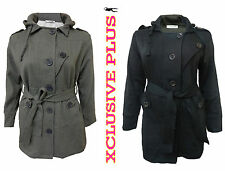 Unbranded Cotton Hip Length Casual Coats & Jackets for Women