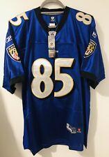 Baltimore Ravens NFL Football Jersey Mason 85 Size 48 Reebok