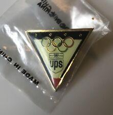 United Parcel Service UPS Olympic Lapel Pin Atlanta 1996. New