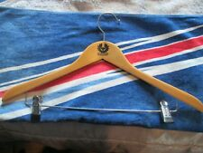 GENUINE BELSTAFF WOODED COAT HANGERS