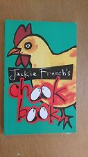Jackie French's Chook Book by Jackie French (Paperback, 2005)