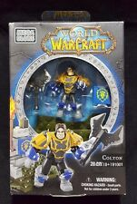 Mega Bloks World of Warcraft Alliance Colton 91001 Human Paladin
