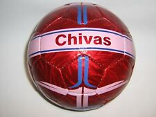 Las Chivas Soccer Ball. Official Size and weight 5 / Pelota de futbol.
