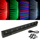 Moving Head Bar Light DMX512 100W RGBW 4in1 Beam LED Stage Color Mixing DJ Party