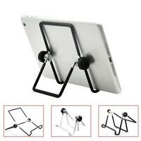 For iPad Tablet 360° Metal Foldable And Adjustable Universal Holder Wire bara