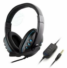 Gaming Headphones Over Ear Game Headset Noise Canceling Earphone wit