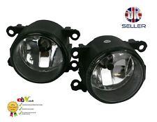 Ford Fiesta MK7 2012-> Front Fog Light Lamp Pair Left & Right
