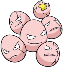 Exeggcute #102 ✔Guaranteed Catch ✔Quest ✔100% Quick & Safe