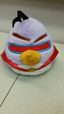 """Lazer Eyes Angry Birds Space Purple Plush character 6"""" soft figure toy iconic"""