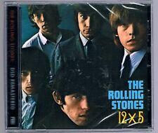 THE ROLLING STONES 12 X 5 CD SIGILLATO!!!