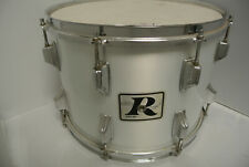 "ADD this RARE 1970's ROGERS USA 14"" METALLIC SILVER TOM to YOUR DRUM SET! #K211"