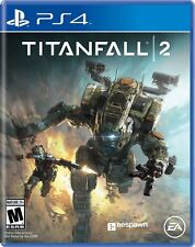 NEW Titanfall 2 (Sony Playstation 4 PS4, 2016) FACTORY SEALED VERY FAST SHIP
