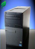 Dell Optiplex 790/990 Mini Tower Intel i3 3.10GHz 8GB Ram 250GB HDD Windows 10