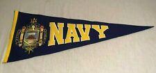 Vintage Winning Streak US Naval Navy Academy Pennant