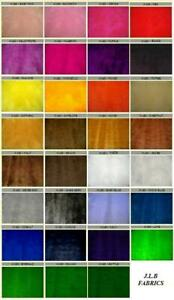 Standard Short Pile Faux Fur Fabric - Multiple Lengths & Colours - W160 / YF2