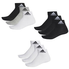 6 Paar adidas Performance Sneaker / Quarter Socken Gr. 35 - 54 Unisex Kurzsocke