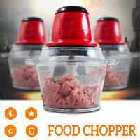 2L Electric Blender Salads Vegetable Salads Meat Bowl Mixer Chopper Grinder