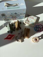 Little Dutch Spielzeug Bellybutton SophieGiraffe Badespielzeug Greifball Zoo Set