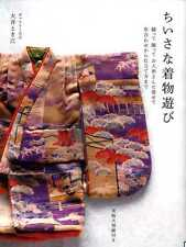 Doll's Pretty Kimono - Japanese Craft Book