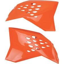 UFO CARENADO fresco naranja Spoiler Del Tanque KTM SX 125 250 07-08