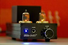 Little Dot I+ Vacuum Transistor Hybrid Tube Headphone Amplifier HiFi Amp B5N9