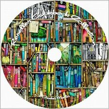 Reseller Recipe Bundle of eBooks cd dvd start your own online business PLR
