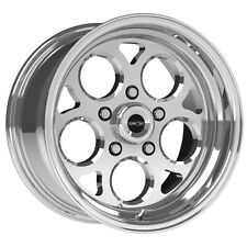 "Vision 561 Sport Mag 15x4 5x4.75"" -19mm Polished Wheel Rim"