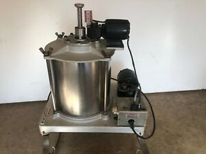 COMMERCIAL  PIZZAMATIC SAUSAGE DEPOSITOR MODEL 500-A WORKS - WE SHIP!