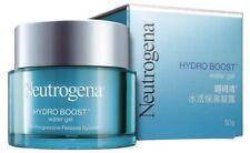 Neutrogena Hydro Boost Water Gel Hyaluronic Acid Olive Moisturizer 50g Brand New