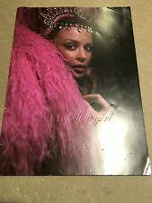 Kylie Minogue Showgirl Tour Program Book