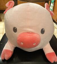 Kids Preferred Cuddle Pals Pink Squishy Pig