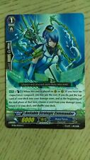 Cardfight Vanguard - Reliable Strategic Commander (BT08/092EN C)