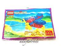 LEGO Polybag - McDonalds Happy Meal - LEGO System - Plane Aeroplane RBB