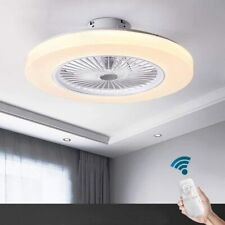 Ceiling Fan with Lighting and Dimmable Remote Control Wind Speed Modern Lamp Us