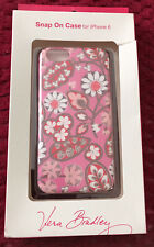 Vera Bradley Snap On Case Pink Paisley For Iphone 6