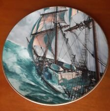 "1978 Royal Doulton collector plate ""Rounding the Horn"" by John Stobart"