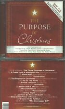 PURPOSE OF CHRISTMAS -VAR (CD&DVD)^SEALD WARREN MCBRIDE THIRDDAY BENOIT BALOCHE