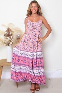 Naomi Slip Maxi Dress