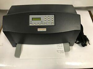 Craden DP9 Passbook Printer USB, Serial Refurbished