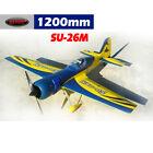 Dynam SU-26M Blue 1200mm Wingspan - SRTF
