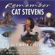 "CAT STEVENS ""THE ULTIMATE COLLECTION"" CD NEW"