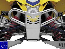 DG SILVER FRONT PLATE BUMPER HONDA TRX450 TRX 450 ER R 2004 - 2009